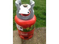 Calor gas bottle calor lite full and unused