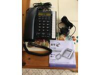 Home Phone - BT Converse 2300, black - brand new