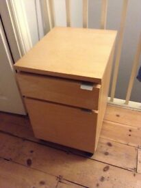 IKEA filing cabinet with drawer