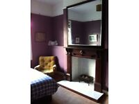 Large double room with own bathroom in characterful Beverley bungalow
