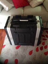 Immaculate 4 u rack case for sale