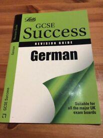 Letts GCSE German Study Guide