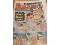 Classic Beano Comics