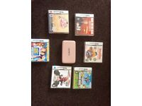 Nintendo DS (Pink) Games Included