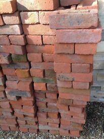 Old unused bricks £40 per hundred
