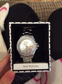 Silver watch - Next