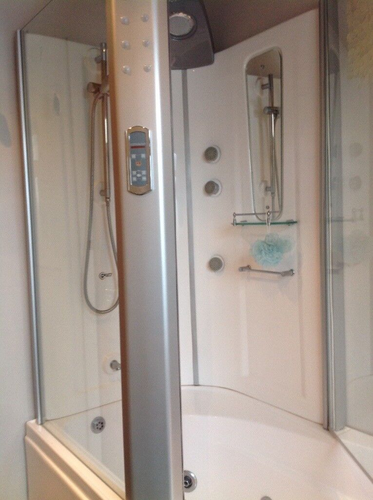 Colston Superbath with showers, radio, lights and jacuzxi | in  Newtownabbey, County Antrim | Gumtree