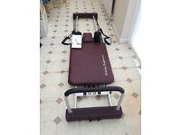Pilates Performer Exercise Machine plus DVD