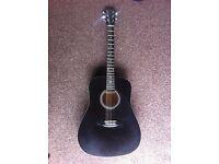 Eastwood LA 125 E Dreadnought Acoustic Guitar