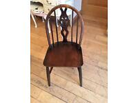 A LOVELY ERCOL CHAIR IN GOODORDEROCCASION OR EXTRA DINING CHAIR