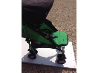 Chicco echo pushchair various colours