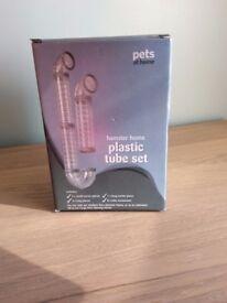 Hamster Home Plastic Tube Set