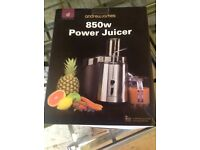 Andre James 850W Power Juicer
