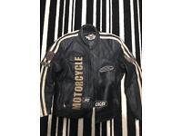 Harley Davidson leather jacket XL