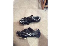 Shimano Unisex Adults' SH-R078 Road Biking Shoes With cleats