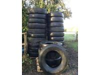 24 x 40 inch Clean Gym Tyres (£20 each) (Delivery Available)