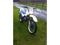 Yamaha serow trail bike/ vey sought after low seat height