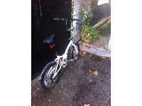 "Integra Safari 6 Speed Folding Bike 13"""