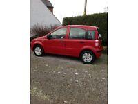 Fiat Panda Active Eco 1.1, 2010