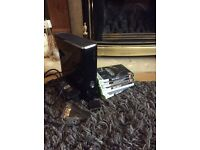 Xbox360 excellent condition and 6games