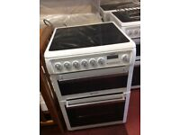 60 cm Hotpoint electric cooker three delivery available