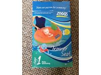 Zoggs trainer seat - baby swim seat for 3-12 months