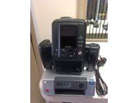Sony passport camera