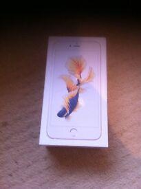 Apple Iphone 6s Plus 16gb Gold Excellent Condition