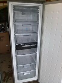 silver Standing freezer...cheap free delivery