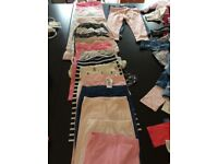 Baby clothes bundle approx 80 items girls
