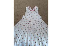 Mothercare Girls Summer dress age 7-8