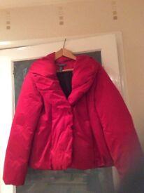 Ralph Lauren winter jacket with duck down filling.