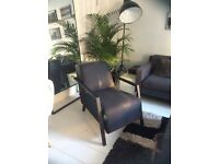 Armchair/Lounge chair - Swedish design, stylish, comfortable and in great condition