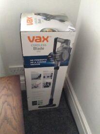 Vax cordless Hoover 24V