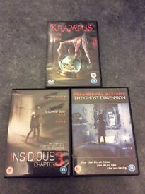 3 of the best Horrors Last Year !