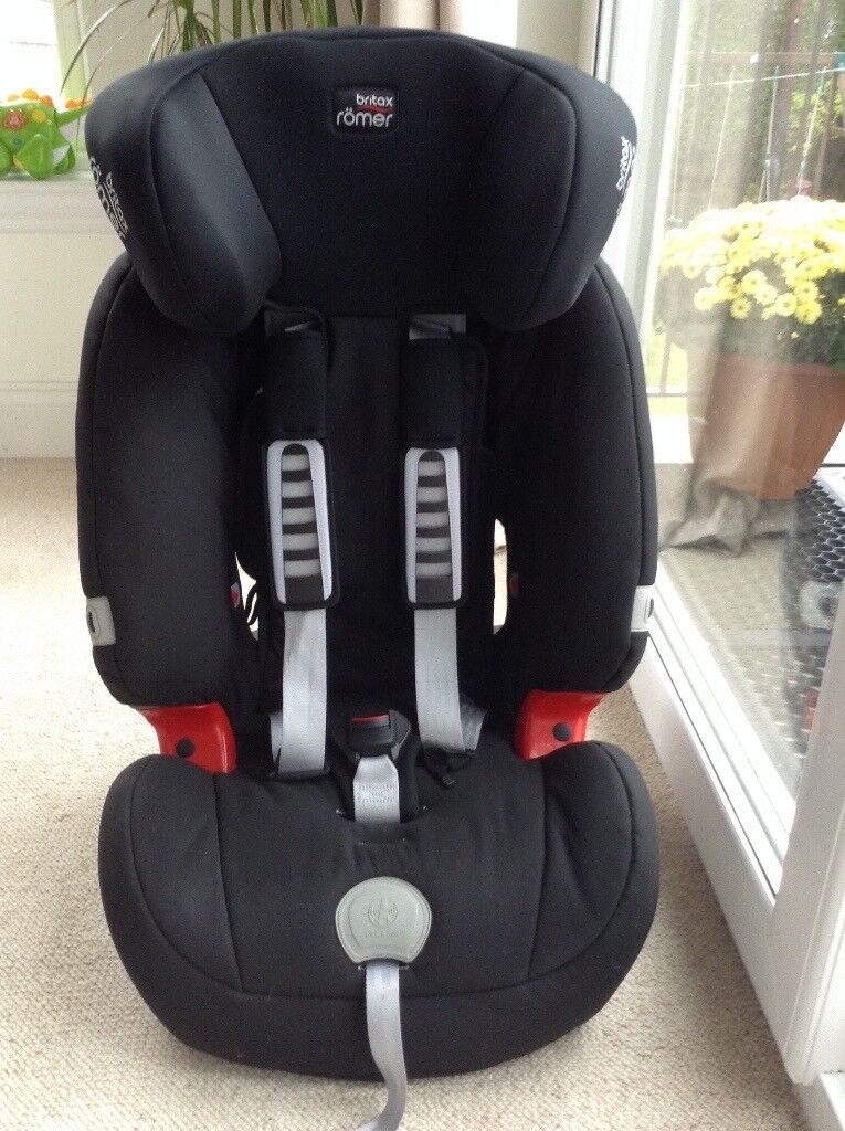 new britax romer evolva 123 plus car seat in southside. Black Bedroom Furniture Sets. Home Design Ideas