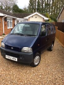 For Sale Suzuki Van 1.3 2002
