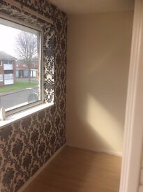 Newly redecorated 1 bedroom flat available now