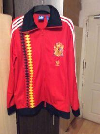Spain jacket adidas original size xxl,bargain