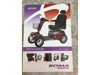 Mobility scooter Roma Cordoba