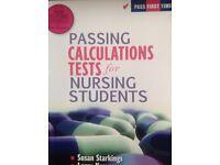 Passing nursing calculation book