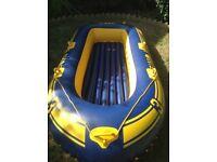 Li-Lo 3 man sport boat