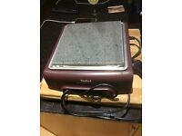 Tefal pierrade compact (raclette) as new