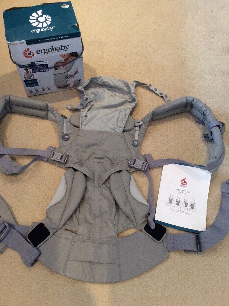 2a5738f500e Ergobaby Omni 360 Baby Carrier