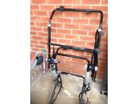 Thule 2 bicycle rack fits most cars