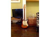 VINTAGE AV6 Advance Series Stratocaster