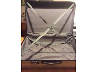 Rimowa Salsa polycarbonate suitcase used once