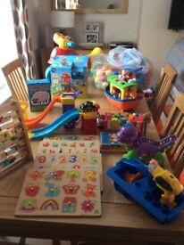 Pre- school toys