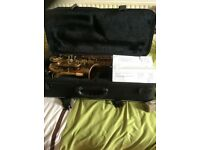 Selmer alto saxophone