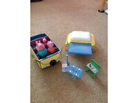 Selection of Peppa Pig items